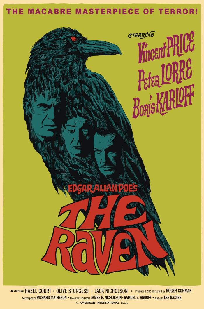 The-Raven-by-Francesco-Francavilla