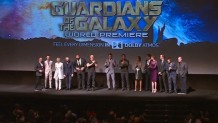 Guardians of the Galaxy premiere690