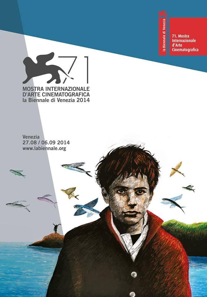 Venice Film Festival 2014 poster