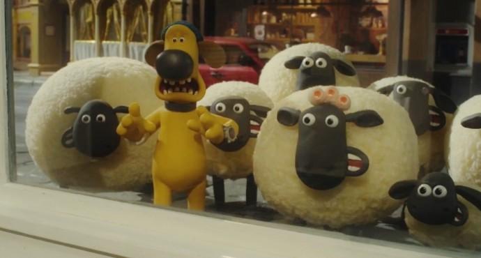 Shaun the Sheep The Movie 2015 - 1