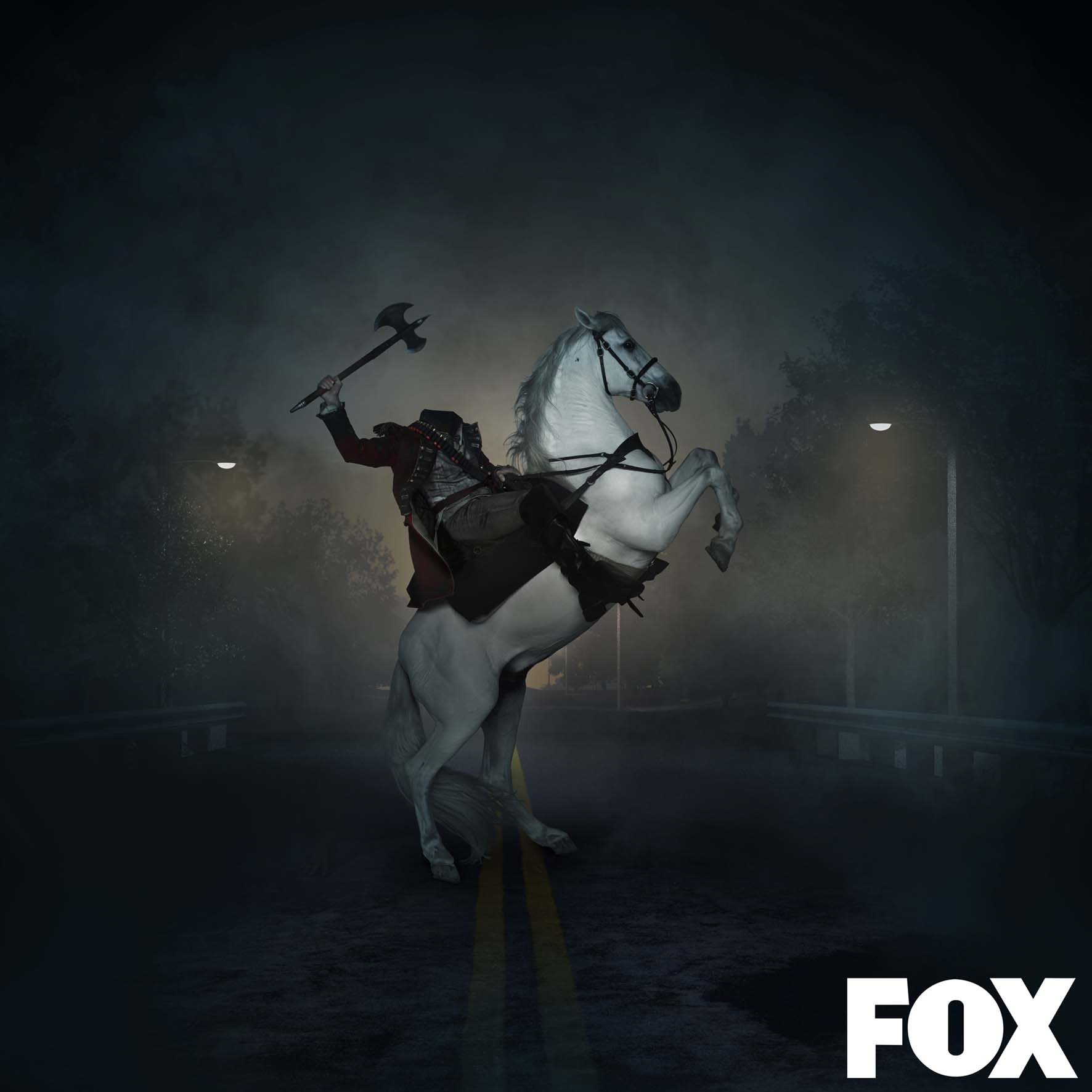 Sleepy Hollow - poster