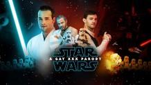Star Wars Gay Porn Parody