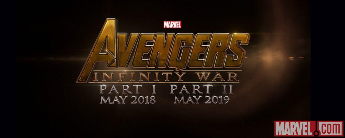 Avengers - Infinity Wars title