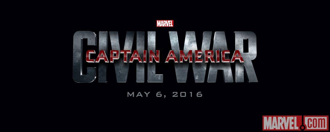 Captain America - Civil War tilte
