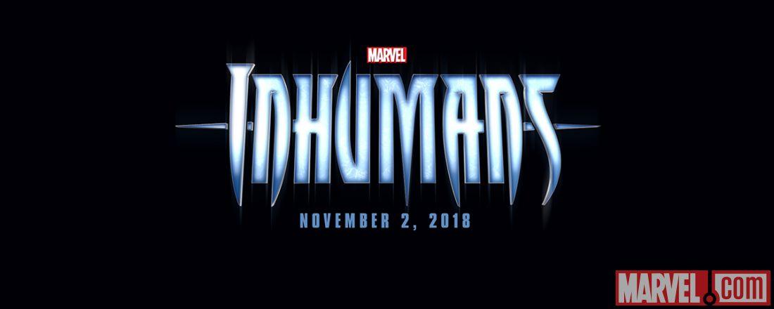 Inhumans title
