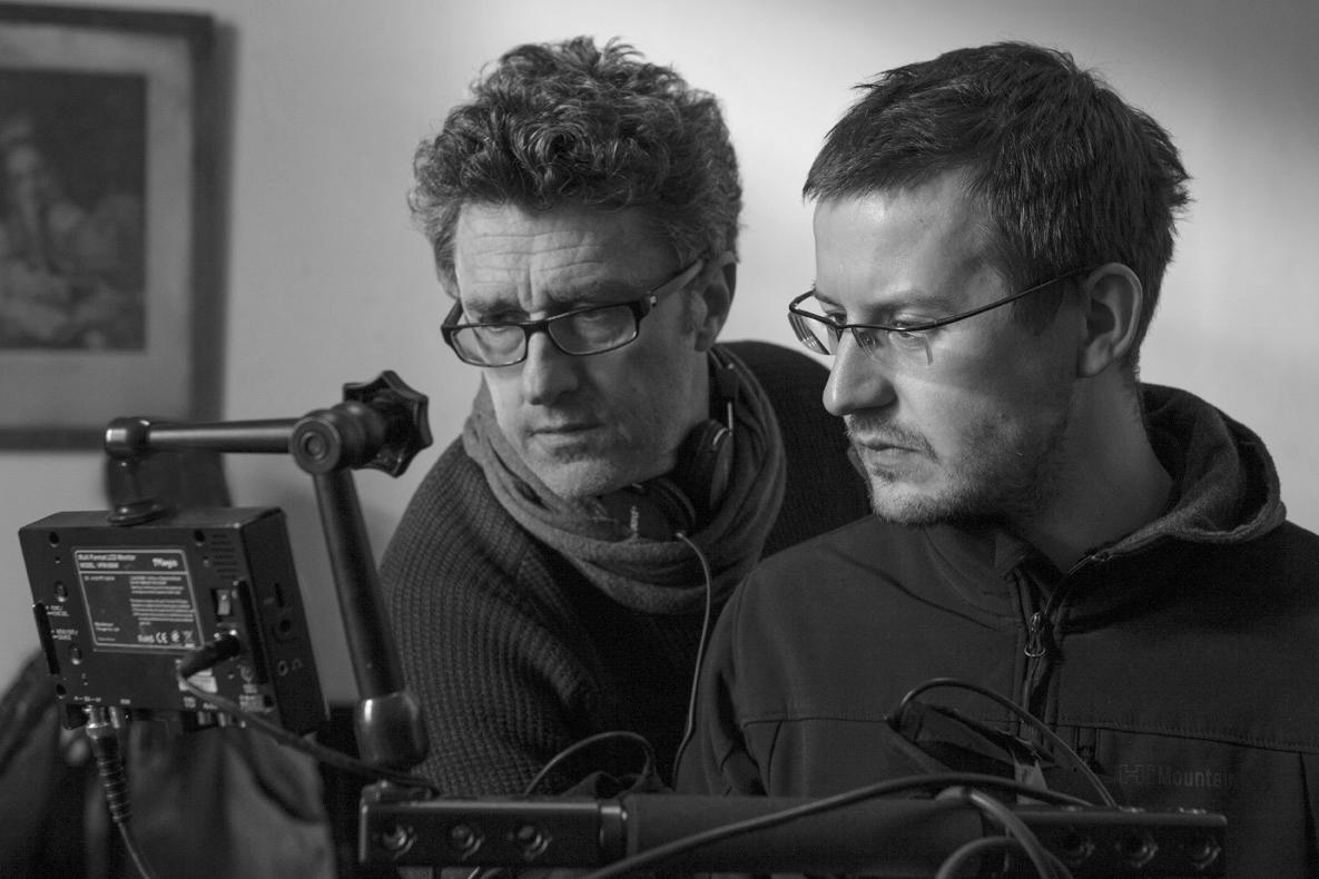 Pawel-Pawlikowski-and-cinematographer-Lukasz-Zal