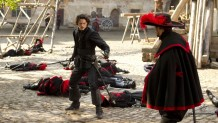 THE THREE MUSKETEERS - 2011