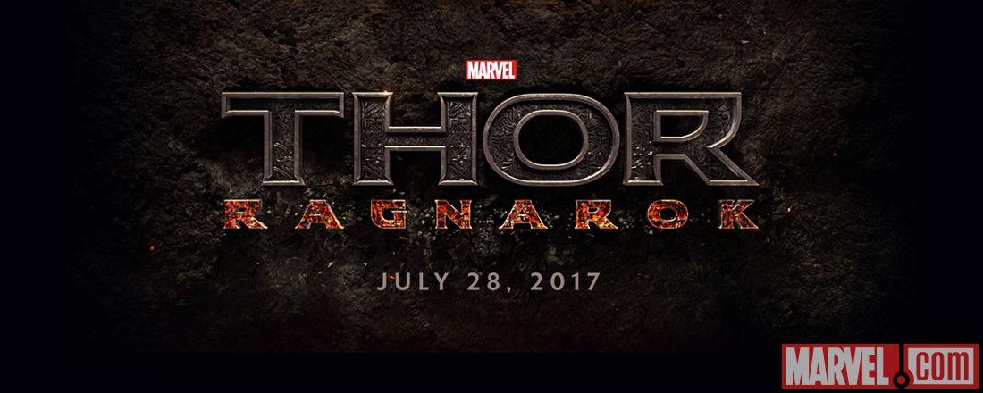 Thor Ragnarok title