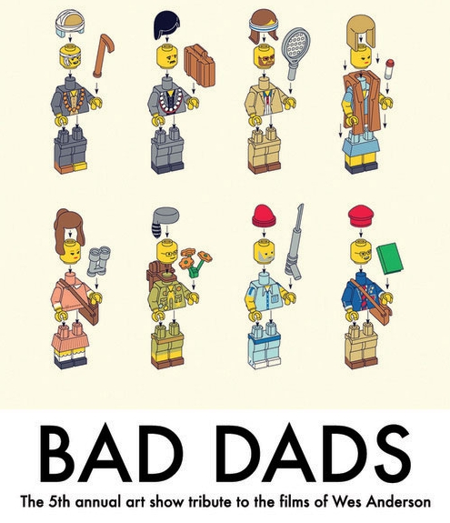 Bad Dads poster 2014