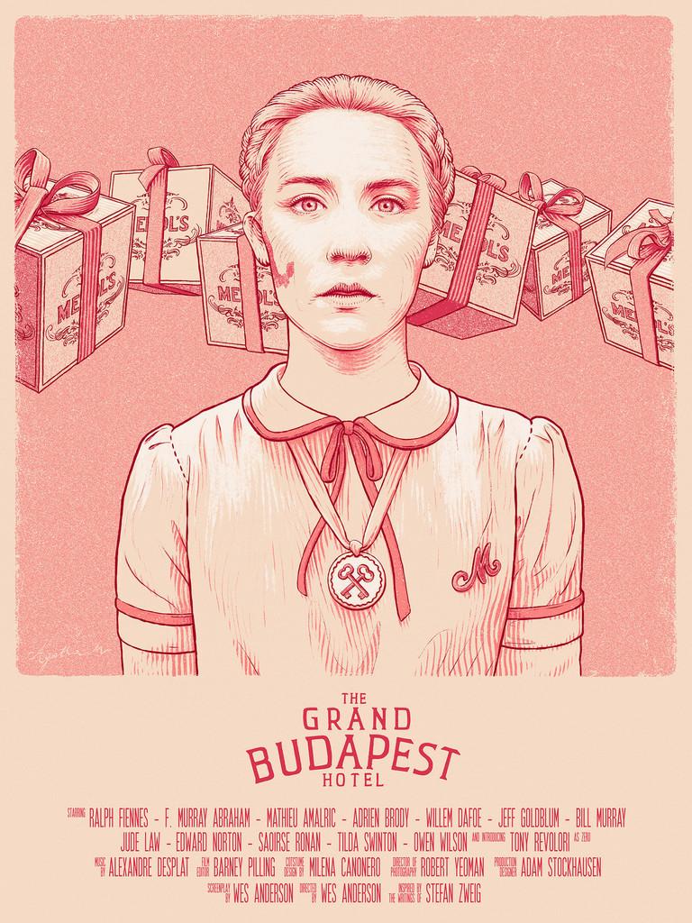 Bartosz Kosowski - The Grand Budapest Hotel