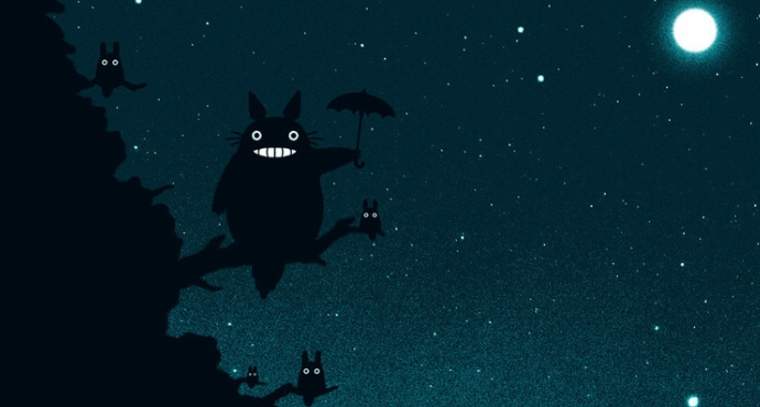 My Neighbor Totoro 2 - cover posters