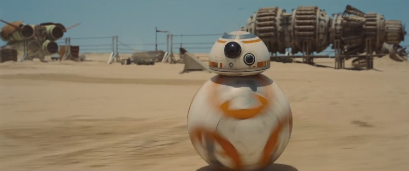 Star Wars Episode VII - The Force Awakens 2