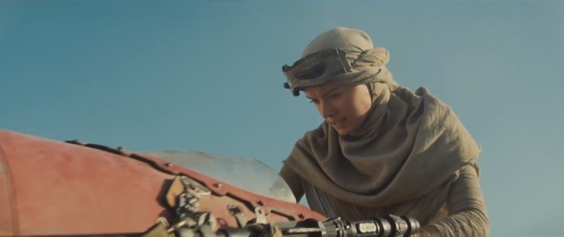 Star Wars Episode VII - The Force Awakens 5
