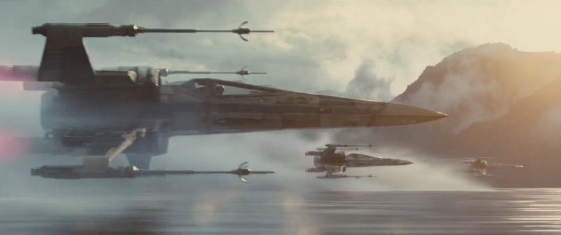 Star Wars Episode VII - The Force Awakens 7