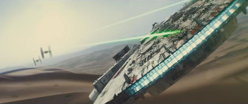 Star Wars Episode VII - The Force Awakens 9