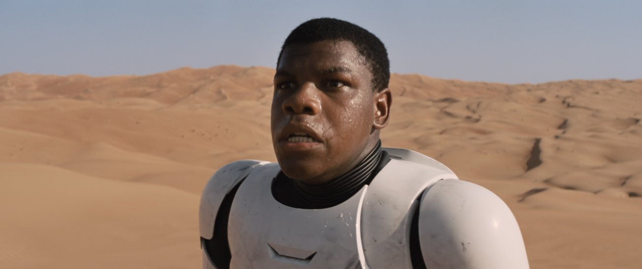 Star Wars Episode VII - The Force Awakens a