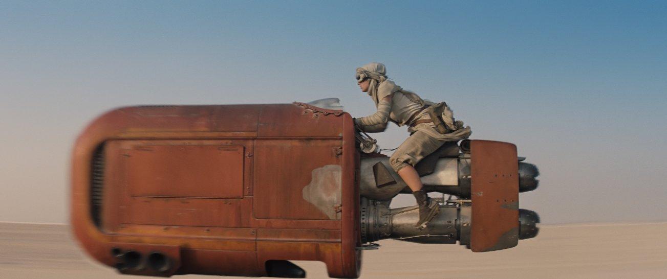 Star Wars Episode VII - The Force Awakens b