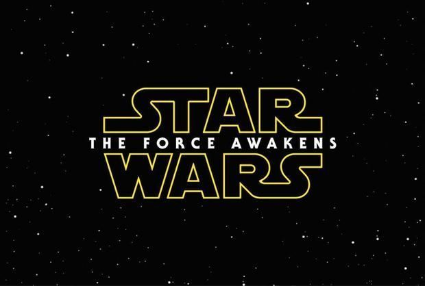 Star Wars Episode VII - The Force Awakens logo