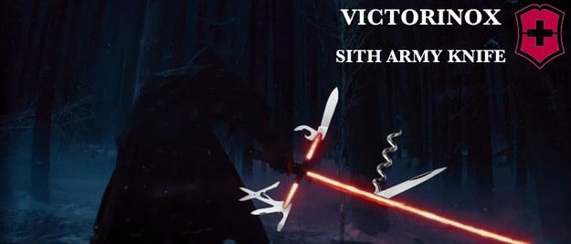 Star Wars Episode VII - lighsaber joke10