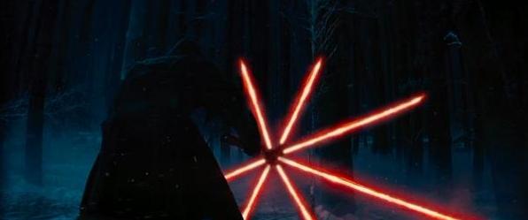 Star Wars Episode VII - lighsaber joke5