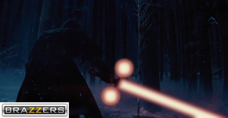 Star Wars Episode VII - lighsaber joke7