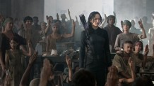 The Hunger Games - Mockingjay - Part 1