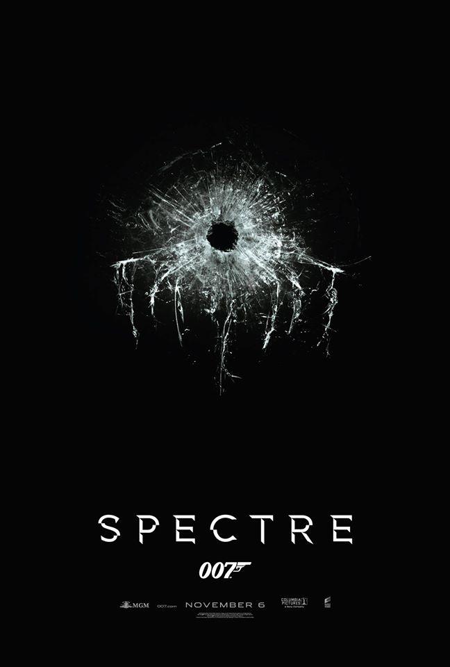 Spectre - teaser poster
