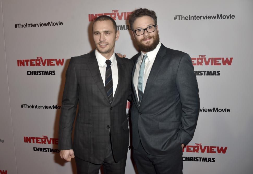 The Interview - 2014 LA