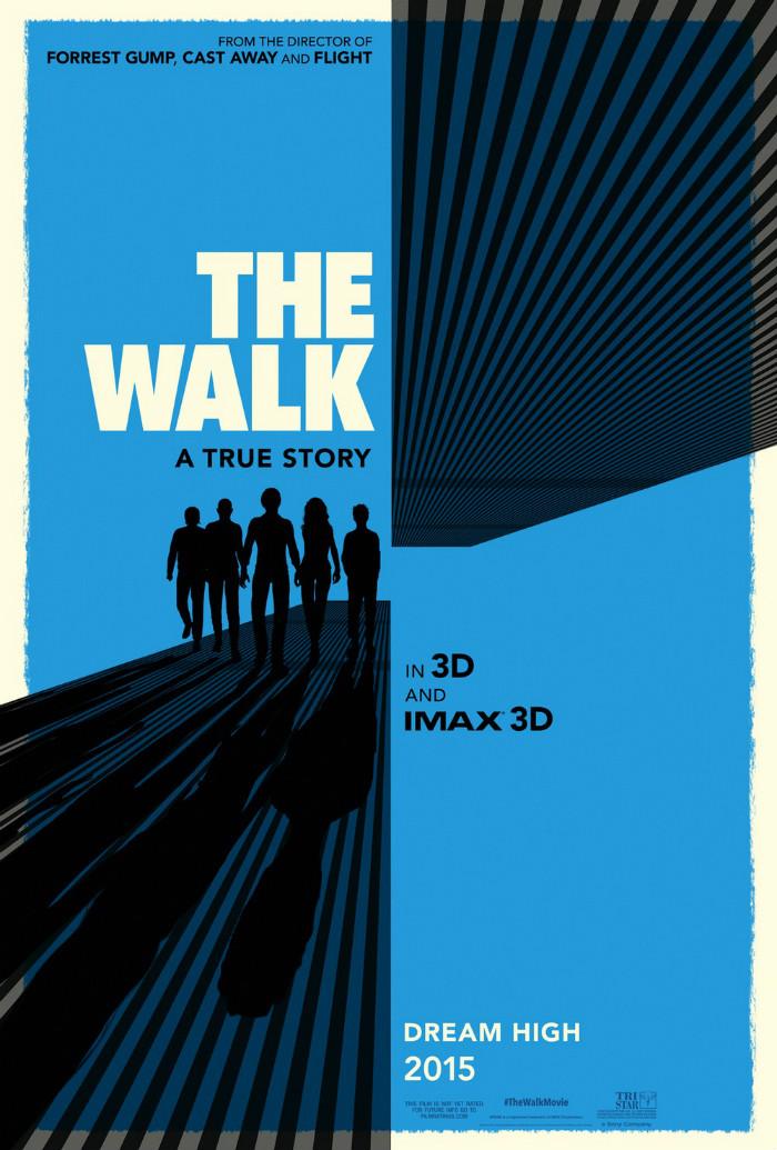 The Walk - teaser art