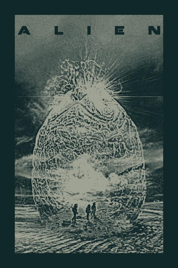 Alien-35th-anniversary-by-Chris-Garofalo