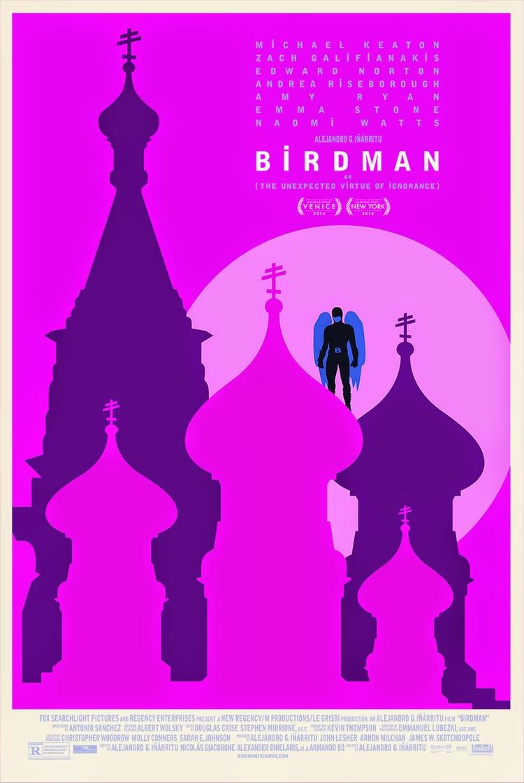 Birdman-Moscow