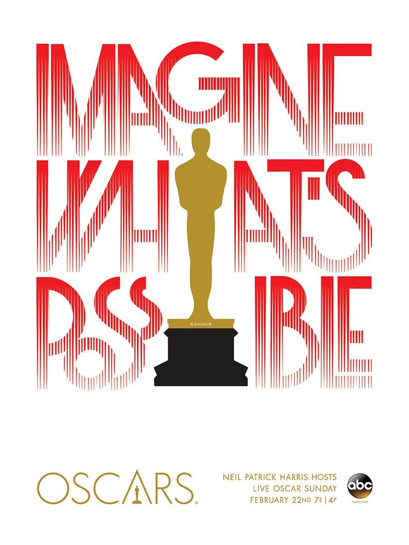 Oscars 2015_poster