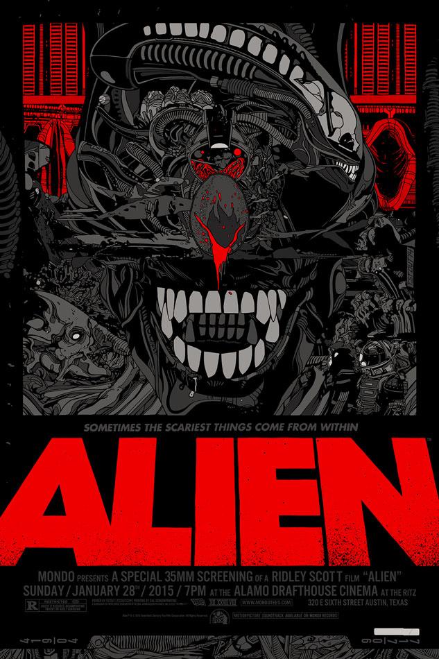 Alien Mondo