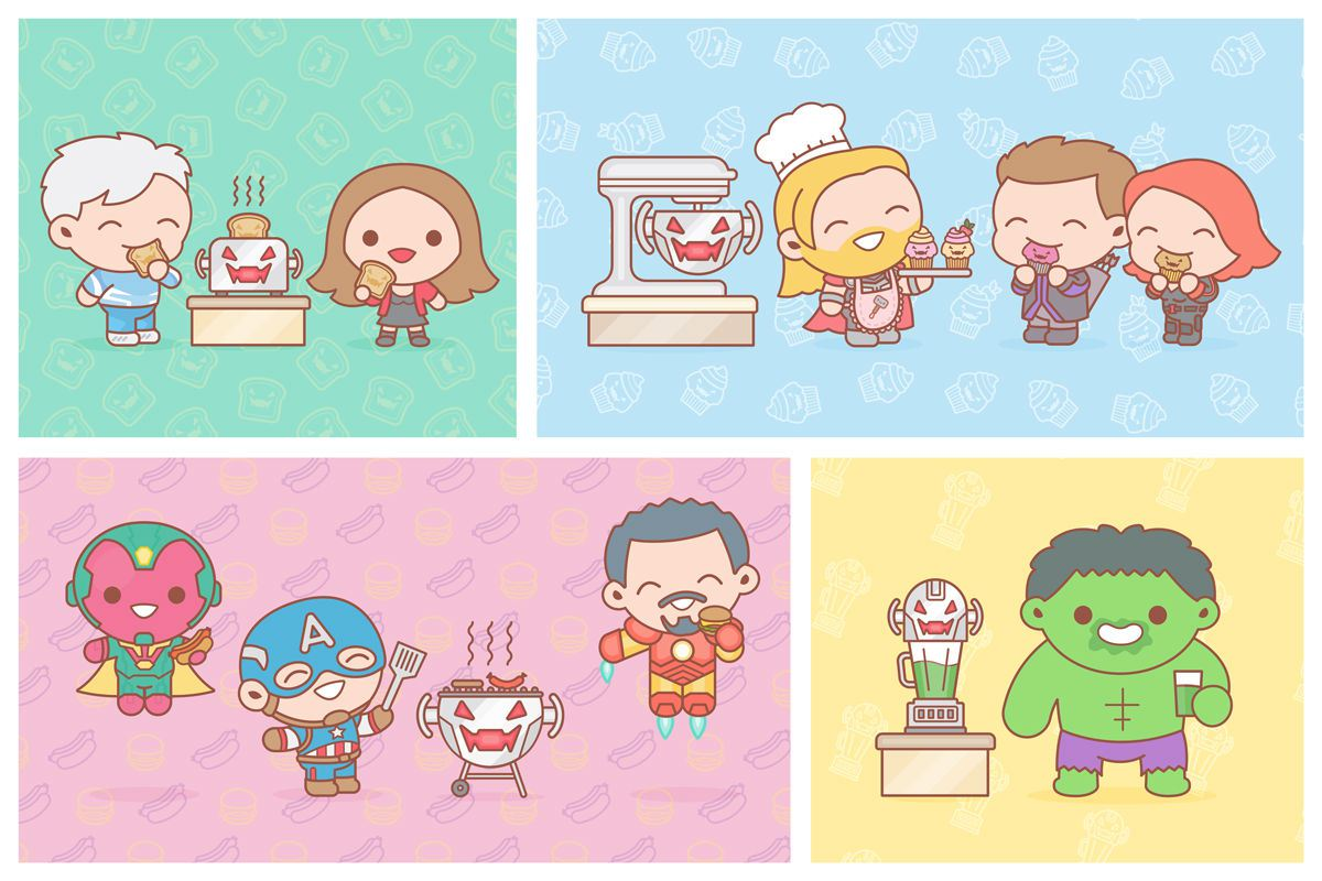 Avengers-Age-of-Ultron-by-100-Soft