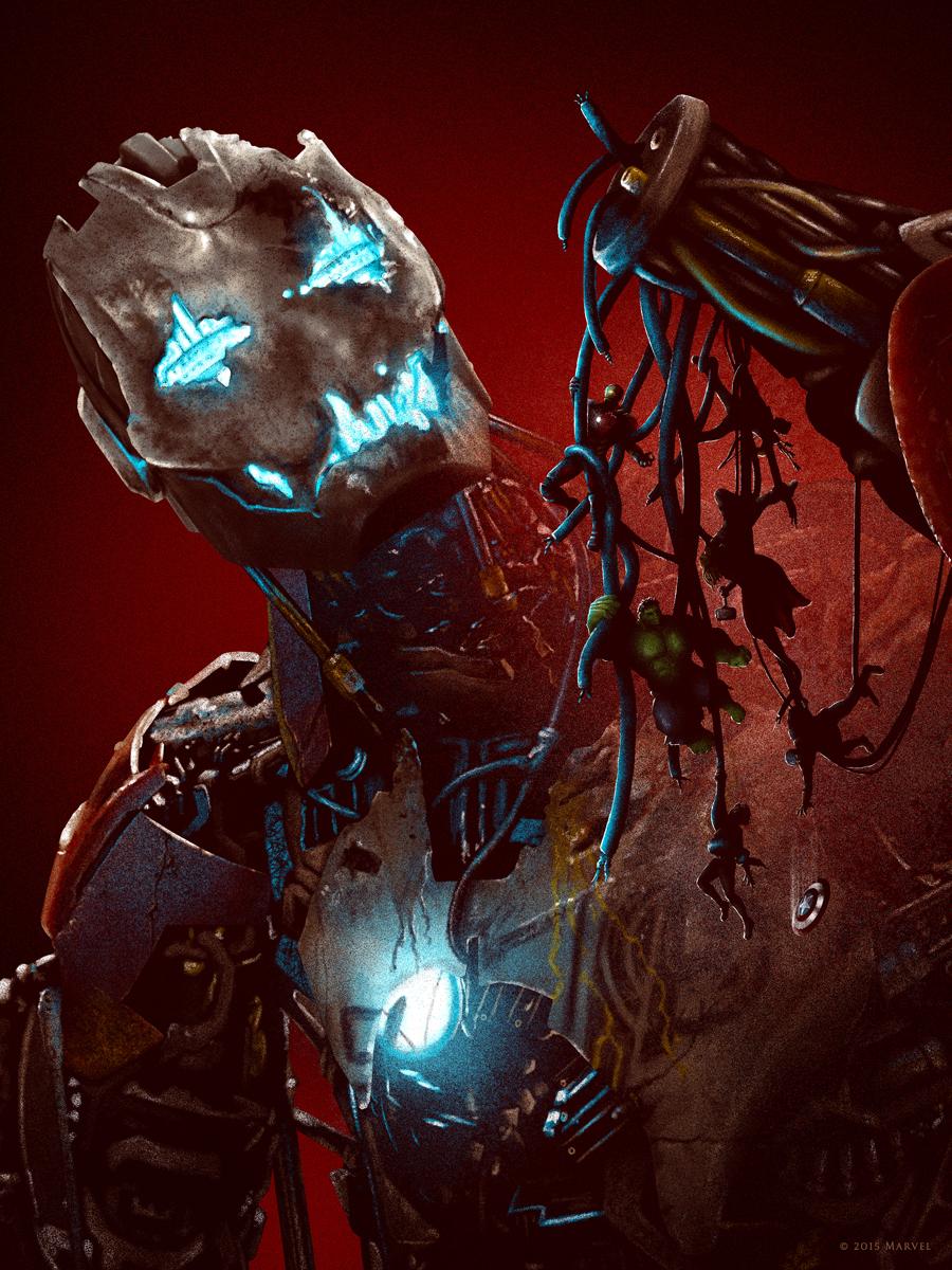 Avengers-Age-of-Ultron-by-Adam-Rabalais