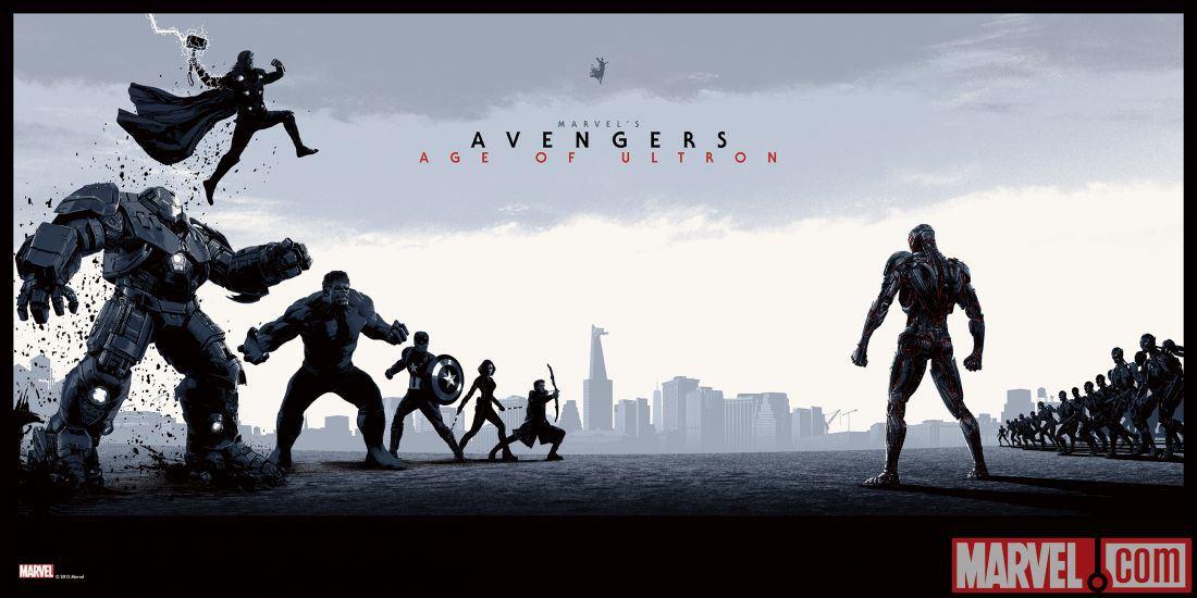 Avengers-Age-of-Ultron-by-Matt-Ferguson