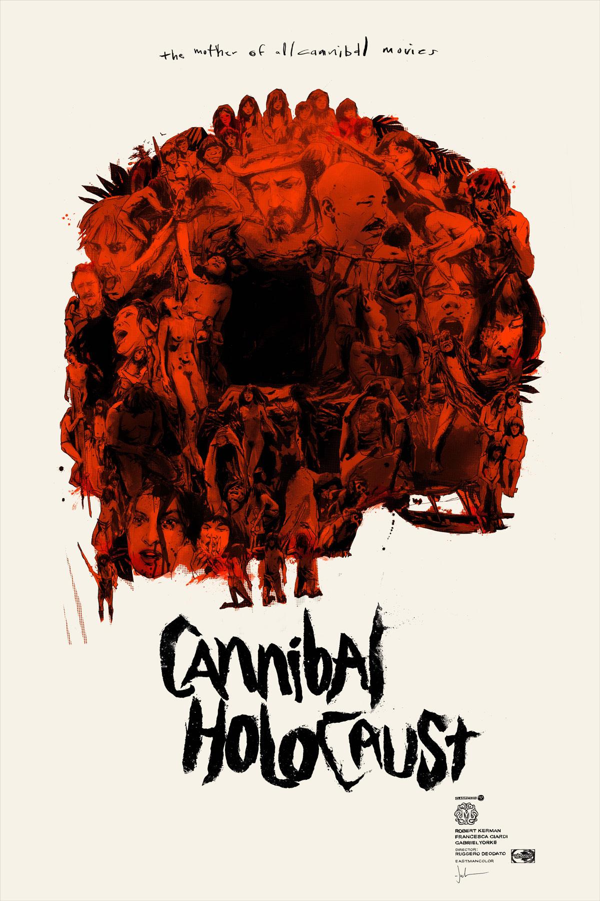 Cannibal Holocaust Mondo