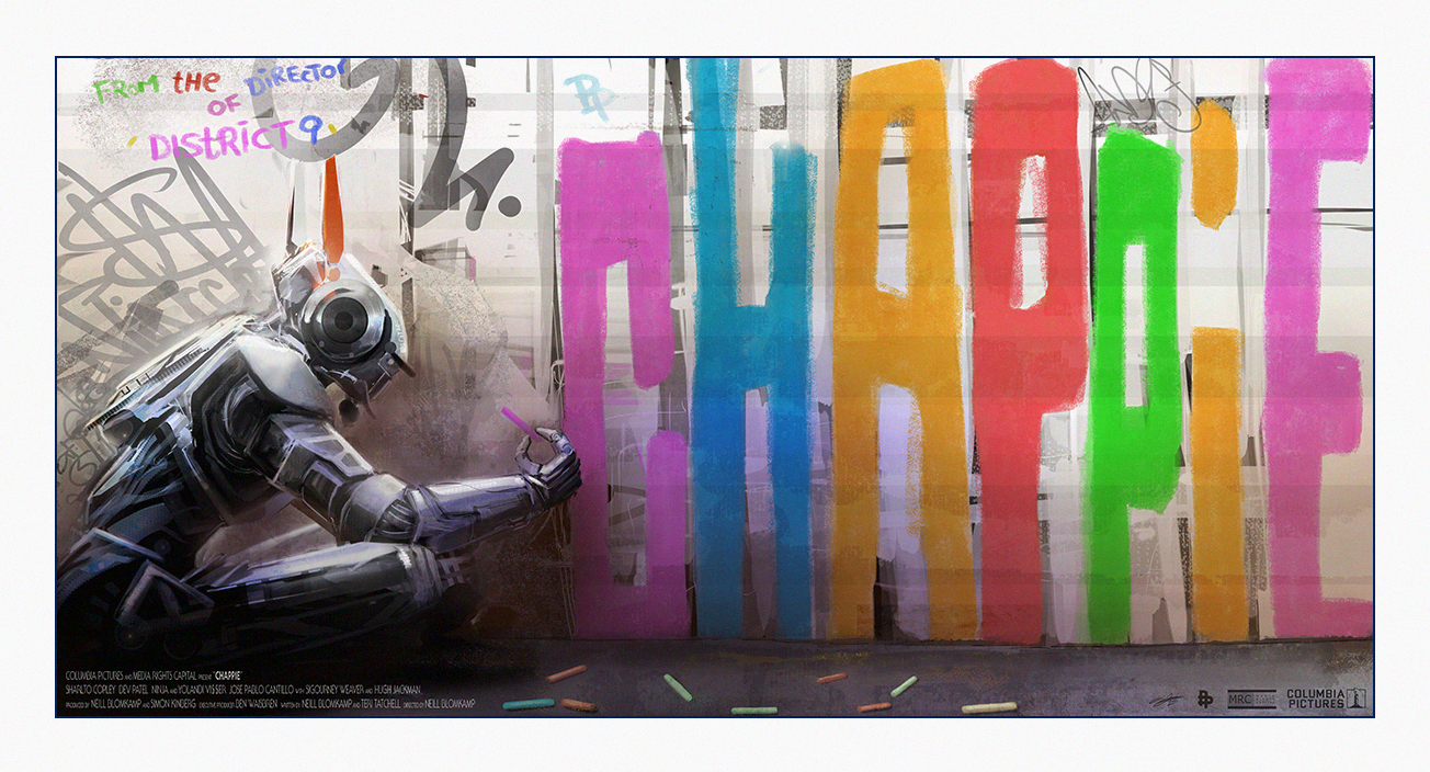 Chappie by ANDY FAIRHURST