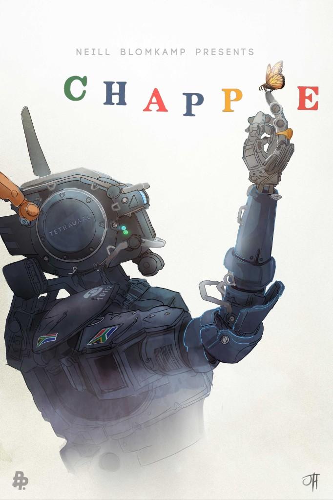 Chappie by JOHN HUGHES
