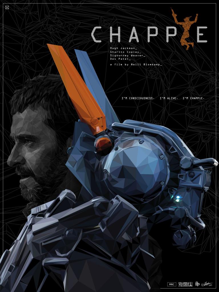Chappie by SIMON DELART