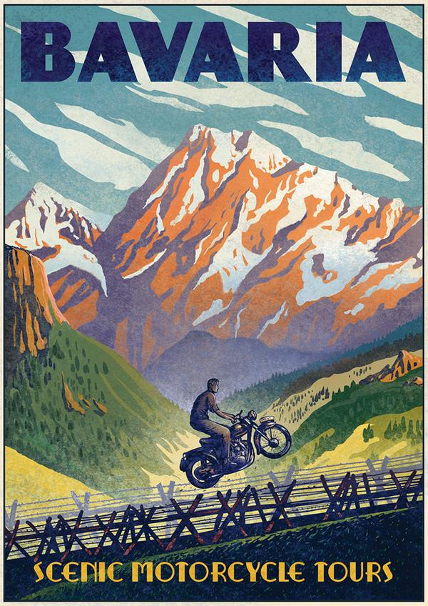 Chet-Phillips-Great-Escape-Postcard