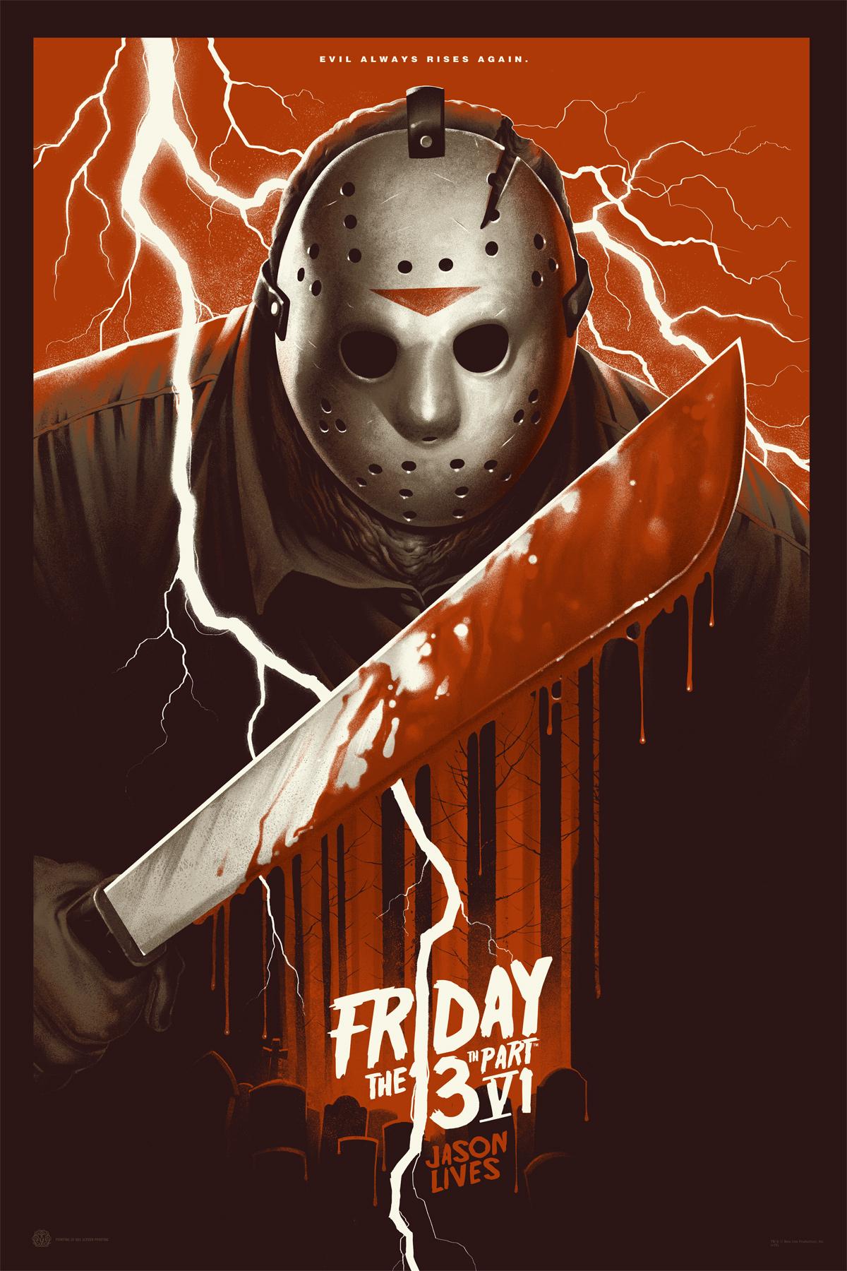 Friday the 13th Mondo
