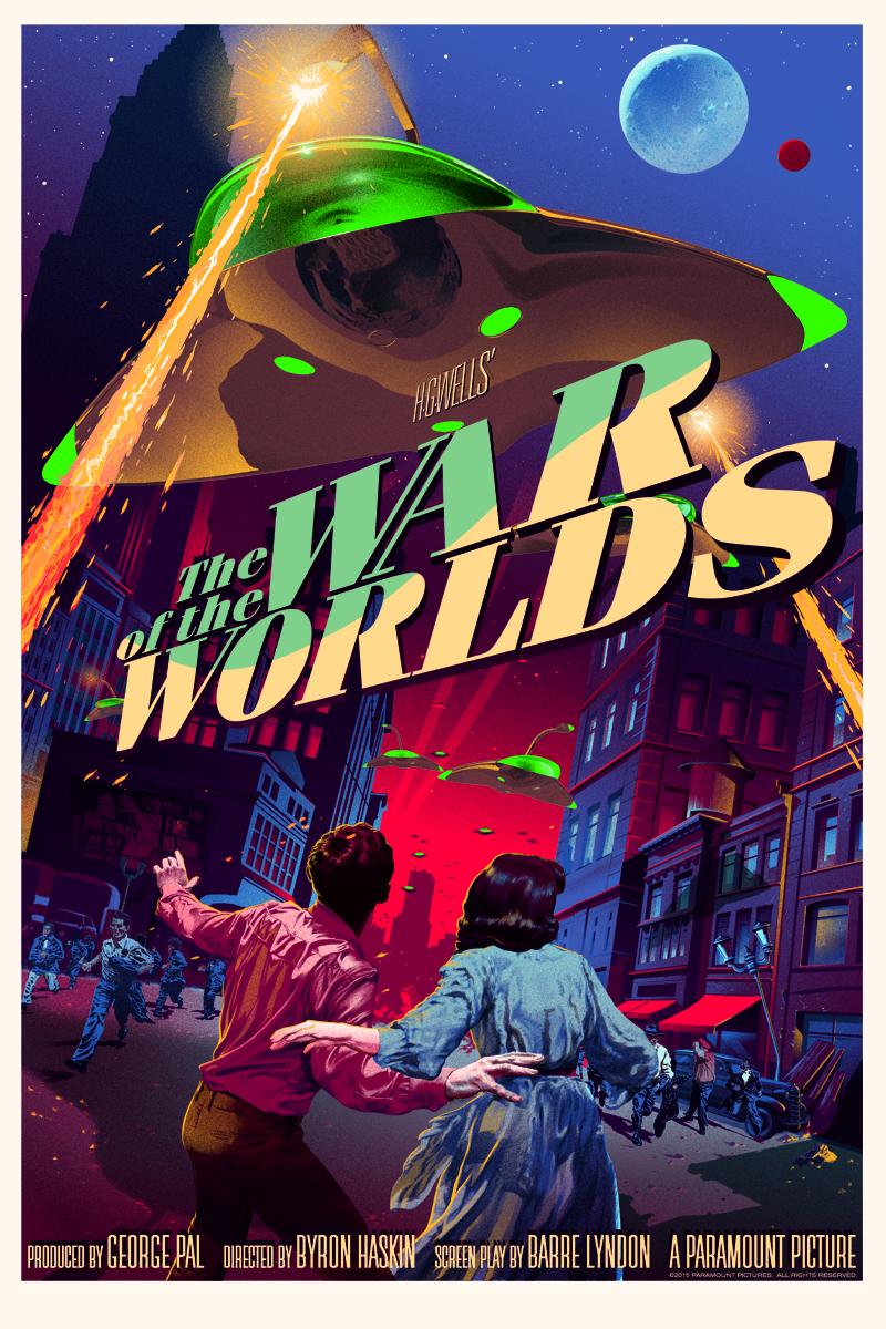 War of the Worlds Mondo
