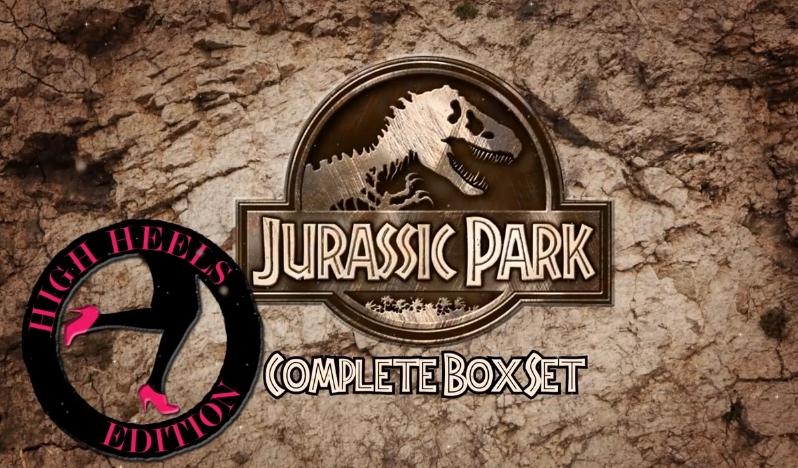 Jurassic Park High Heels 1