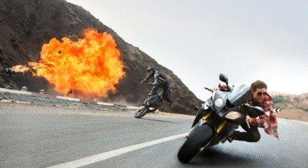 Mission Impossible - Rogue Nation 2015