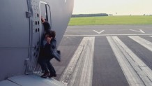 Mission Impossible - Rogue Nation 2015 stunt