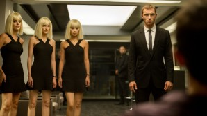 THE TRANSPORTER REFUELED - 2015