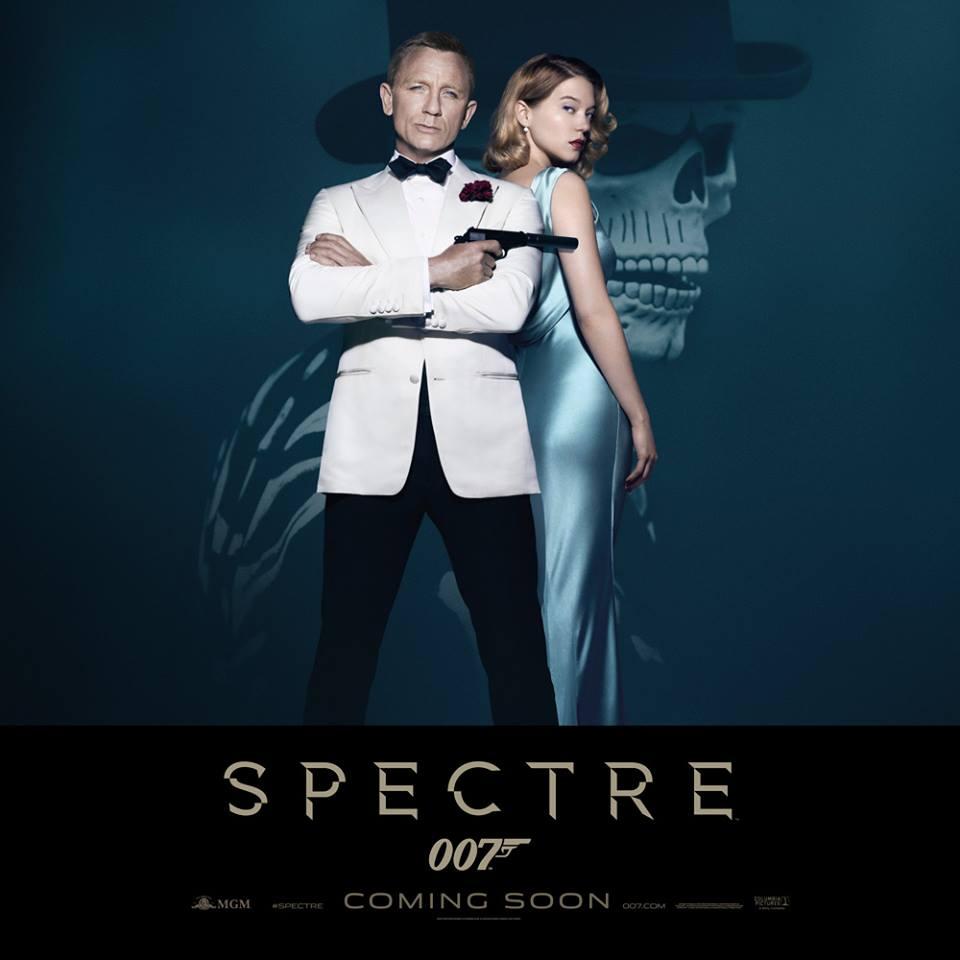 Spectre - new art