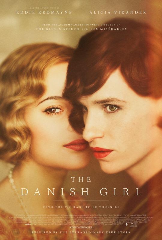 The Danish Girl - poster
