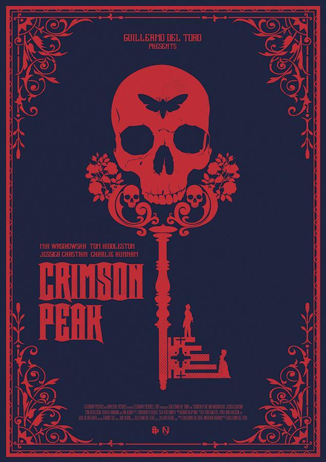 Crimson Peak by Matt Needle